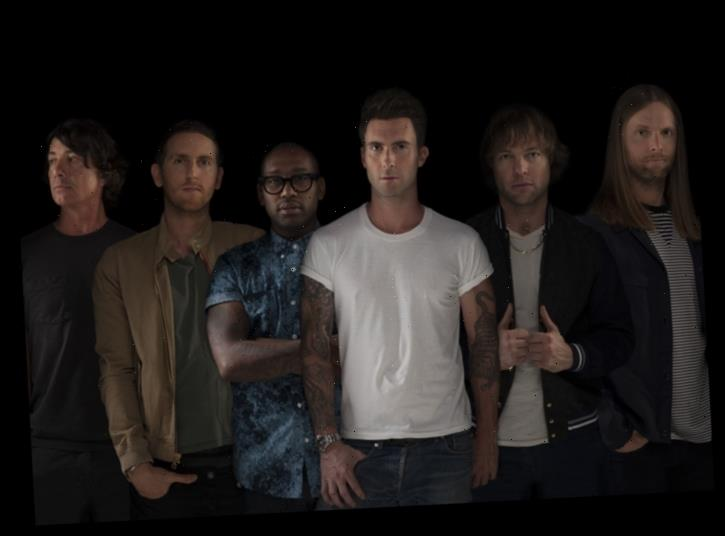 Maroon 5 Tour 2020.Maroon 5 Announce 2020 North American Tour With Meghan