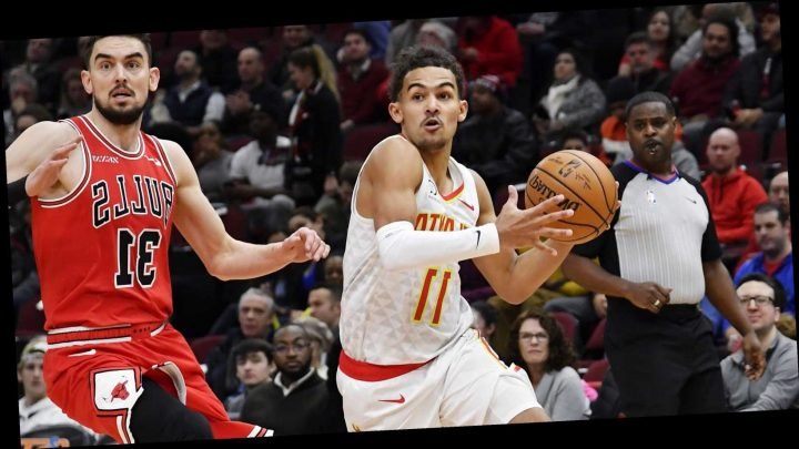 Atlanta Hawks at New York Knicks odds, picks and best bets