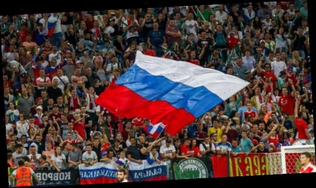 Can Russia play at the World Cup 2022 and Euro 2020?
