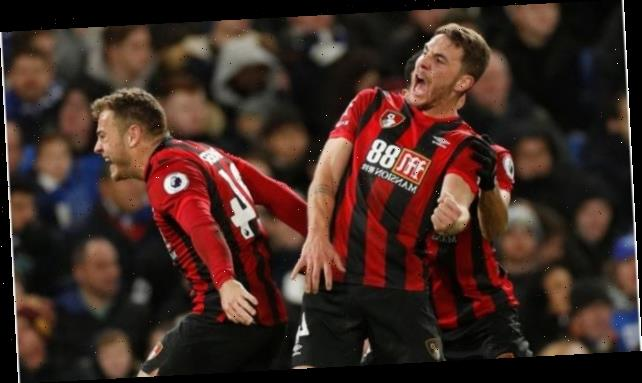 Chelsea 0-1 Bournemouth: Dan Gosling's late goal gifts Cherries win