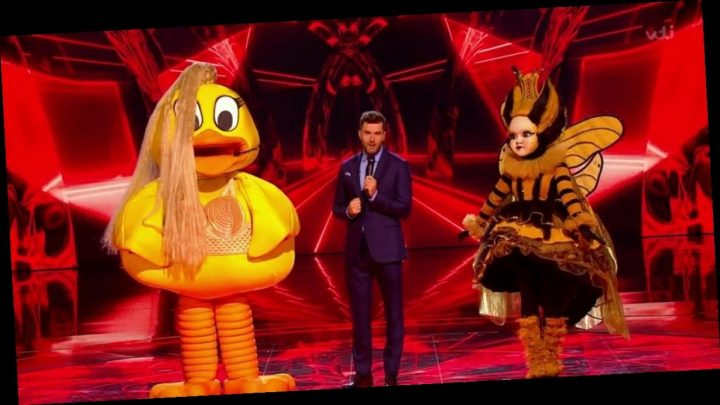 Masked Singer slammed by viewers as 'worst thing they've ever seen on TV'