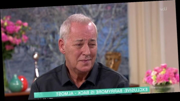 Phillip Schofield 'confirms' Michael Barrymore This Morning presenting role