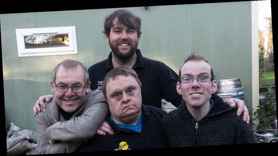 Brewery praised for hiring people with learning difficulties and changing lives