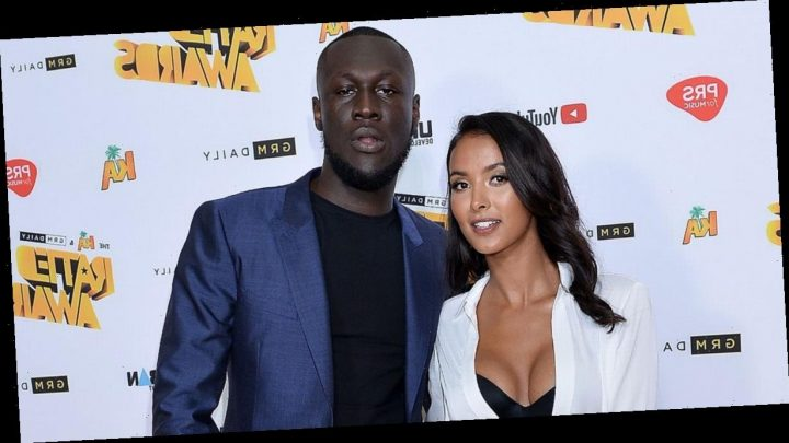 Maya Jama shows Stormzy what he's missing after publicly confessing his love