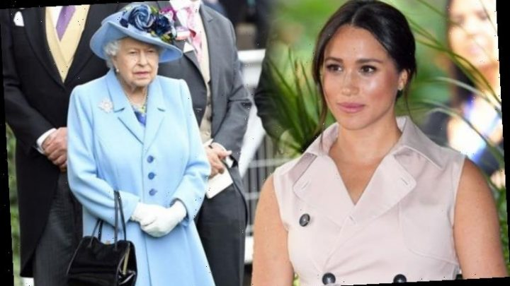 Why has Meghan Markle still not worn Queen's jewellery like Kate? Is she banned?