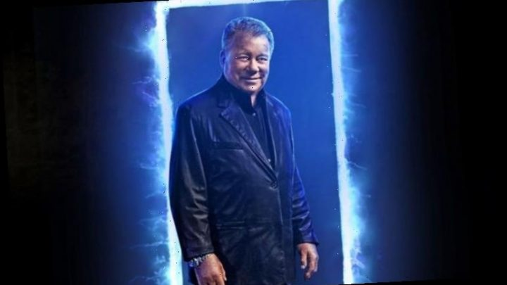 William Shatner dares to boldly go into space: My final frontier…