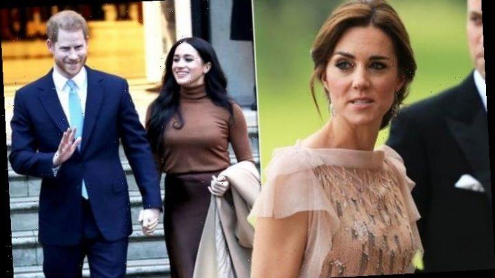 Meghan and Harry royal split news overshadows Kate's birthday – William 'incandescent'