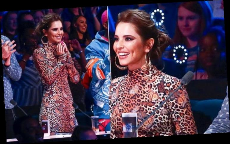Cheryl's The Greatest Dancer dress costs an unbelievable sum of money