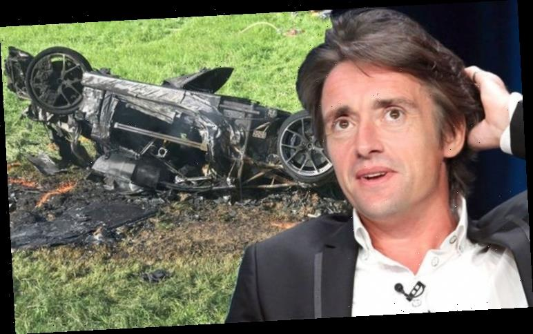 Richard Hammond awkwardly asked about teaching daughter to drive after multiple crashes