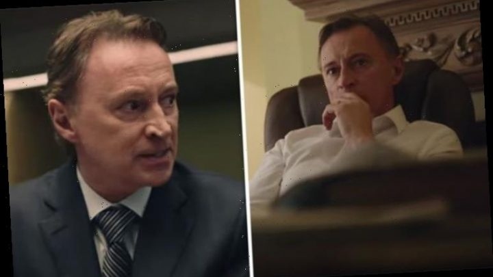 'She was ageing by the week' Cobra star Robert Carlyle reveals sympathy for Theresa May