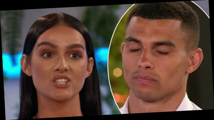 Connagh Howard dumped from Love Island as Siânnise slams Rebecca for having 'no loyalty' during dramatic recoupling