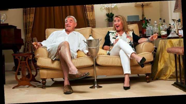Gogglebox stars Steph and Dom Parker accused of being drunk on This Morning