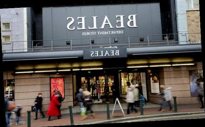 Beales warns it could collapse putting 1,000 jobs at risk