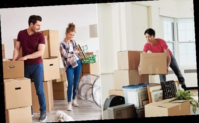 Ten things about moving home you might not know