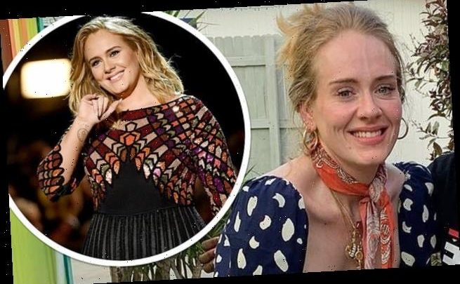 Adele boasted to woman that she's 'lost something like 100 pounds'