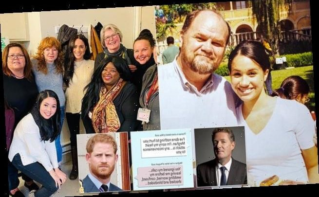 PIERS MORGAN: Thomas Markle texts show Meghan and Harry as heartless