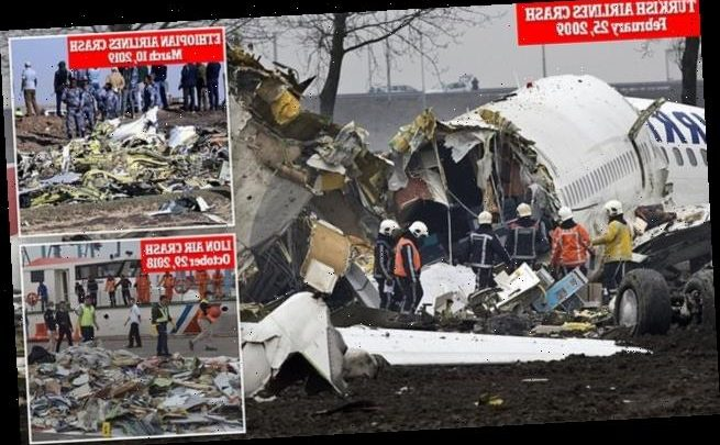 'Design flaws' in Boeing plane caused crash in 2009, report says