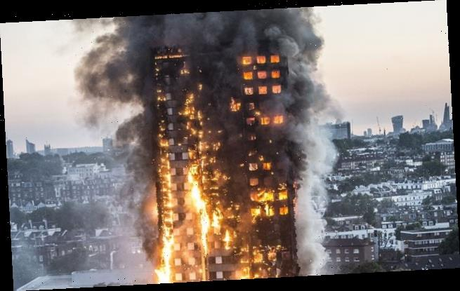 Witnesses involved in designing Grenfell 'refuse to answer questions'