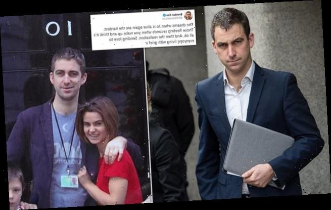 Husband of Jo Cox admits there are moments when he thinks she's alive