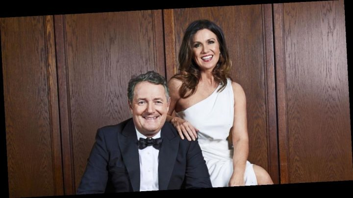 Piers Morgan and Susanna Reid reveal why their love/hate relationship works wonders – Exclusive