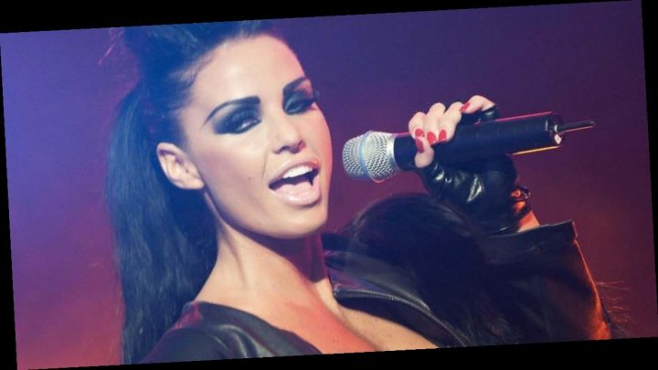 Katie Price set to relaunch singing career as she signs up to appear at music festival
