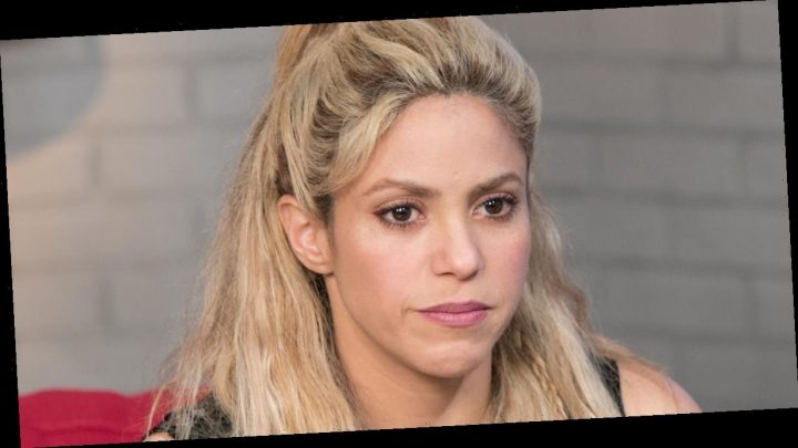 Shakira 'charged' with £12.2 million tax fraud two days before Super Bowl show