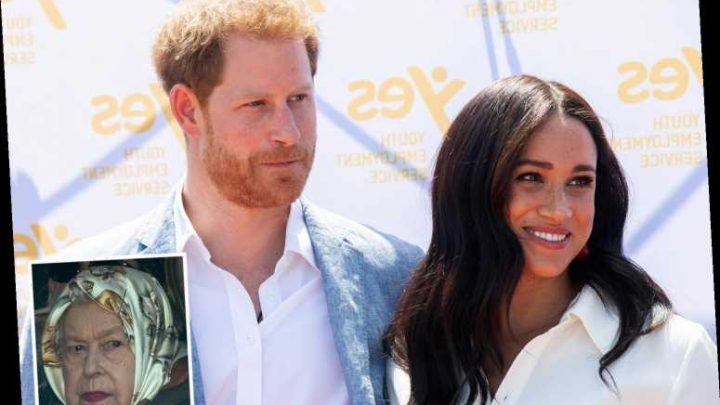 Prince Harry was REPEATEDLY told he and Meghan Markle were part of slimmed down monarchy – but STILL snubbed Queen – The Sun