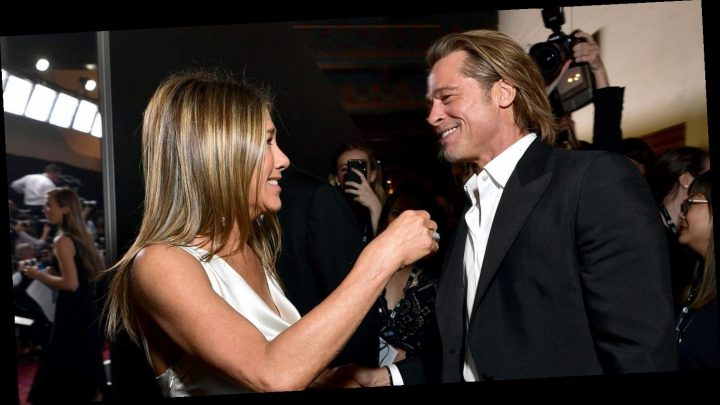 Jennifer Aniston and Brad Pitt's Best Red Carpet Moments of All Time
