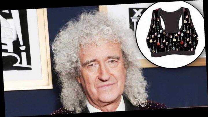 Fans Demand a Restock of Queen Legend Brian May's Sports Bras