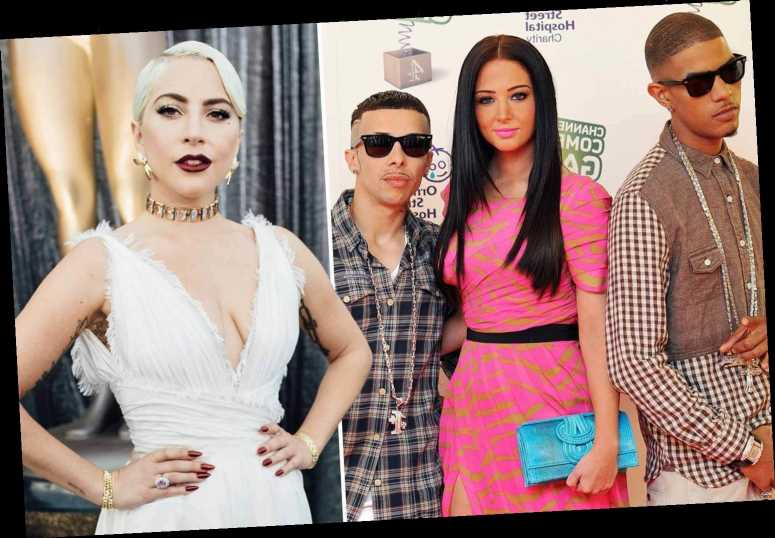 Lady Gaga credits N-Dubz's Tulisa and Dappy in new pop comeback songs – The Sun