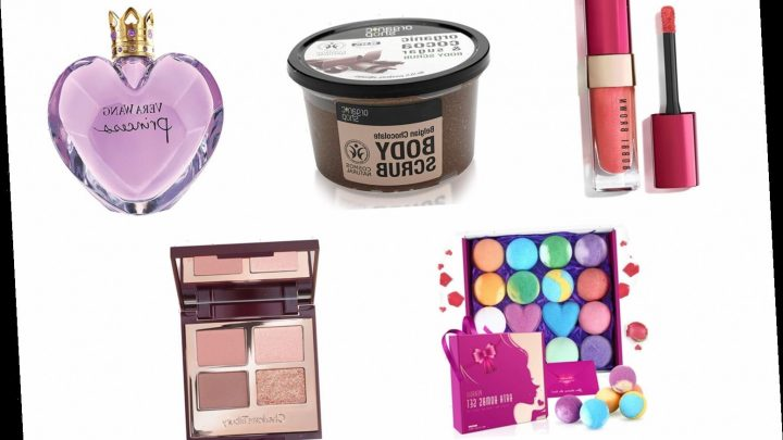 Best Valentine's Day Beauty Gifts 2020   The Sun UK