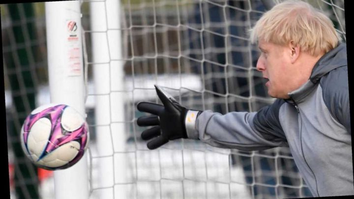 Boris Johnson urged to hold 2030 World Cup final in Manchester after northern support