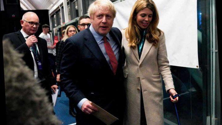 Labour's Tom Watson backs Carrie Symonds over badger row – The Sun