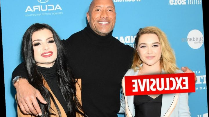 WWE legend Paige hopes to act alongside Dwayne 'The Rock' Johnson and hails current state of British wrestling – The Sun