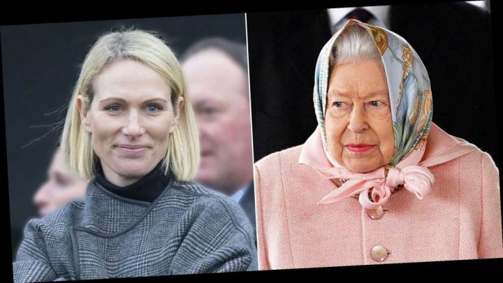 Why Queen Elizabeth II's Granddaughter Zara Tindall Is Banned From Driving