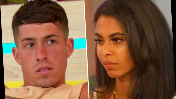Love Island fans spot Sophie was too scared to cheer new boys in the villa because of 'controlling' Connor – The Sun