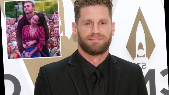 Chase Rice slams Bachelor producers for having him perform for Peter Weber and his ex-girlfriend Victoria Fuller