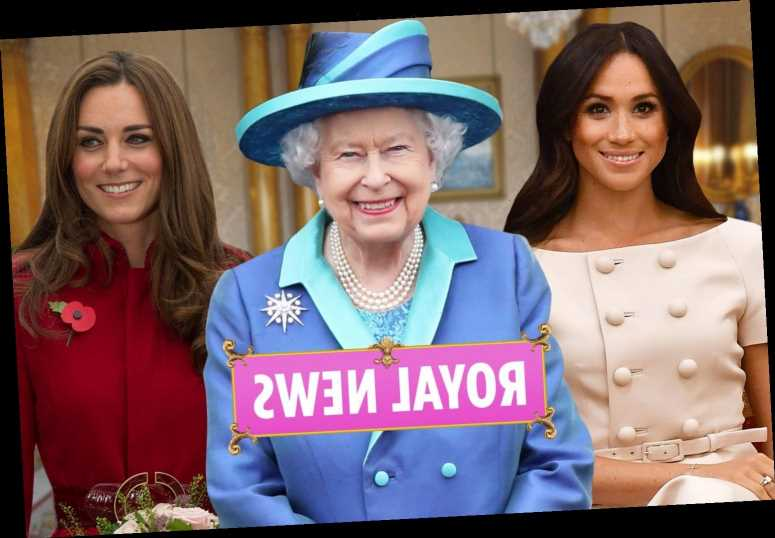 Royal News: The Queen, Meghan Markle, Prince Harry, Prince William and Prince Philip