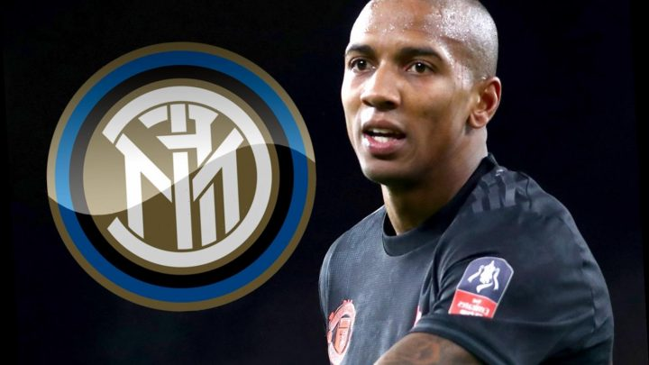 Man Utd captain Ashley Young agrees to £1m Inter Milan transfer – with medical set for tomorrow – The Sun