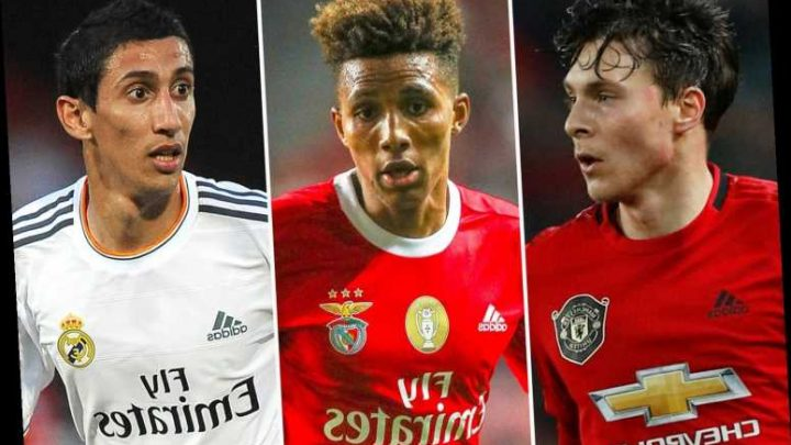Mourinho has spent £138m on Benfica transfers with Gedson Fernandes set to follow path of Di Maria and Lindelof – The Sun