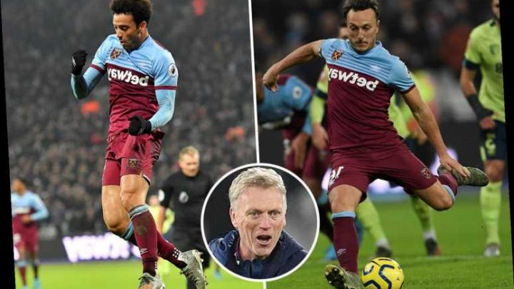 West Ham 4 Bournemouth 0: David Moyes off to a flier as Hammers rout hapless Cherries to stop the rot – The Sun