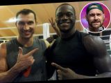 Was Deontay Wilder really KO'd by Klitschko in sparring? Tyson Fury says YES but American insists he 'held his own' – The Sun