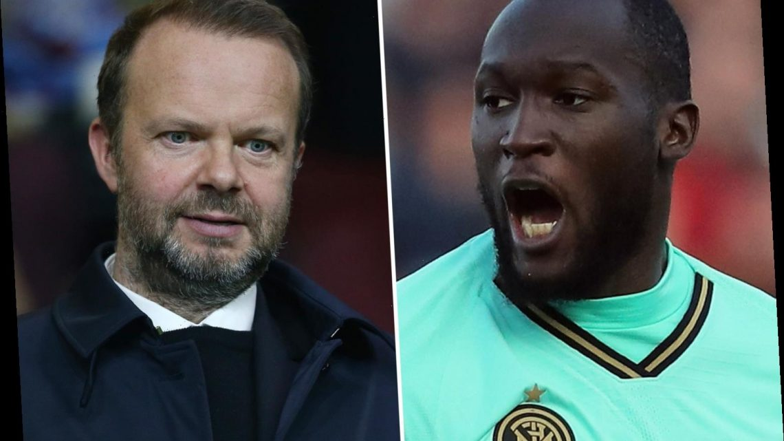 Lukaku slams Man Utd chief Woodward and board for not backing Mourinho in transfer window despite him getting over £370m – The Sun
