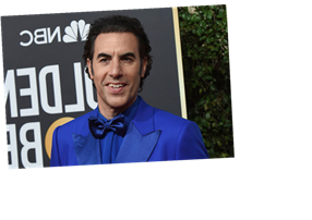 Sacha Baron Cohen Uses Golden Globes to Slam Zuckerberg for 'Spreading Nazi Propaganda'