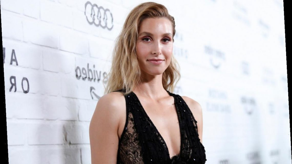 Whitney Port Uses This $4 Product to Keep Her Skin Looking Extra Smooth