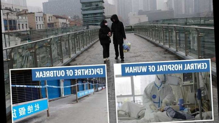 Chilling dispatch from Coronavirus ground zero reveals apocalyptic scenes as killer bug turns Wuhan into a ghost town – The Sun