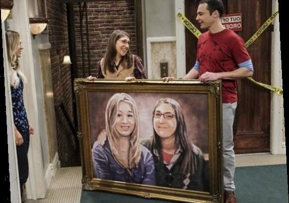 The Big Bang Theory fans notice bizarre plot hole with Amy and Penny's painting – The Sun