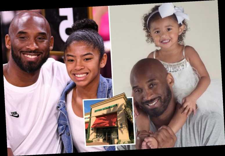 Kobe Bryant spent his last night before tragic helicopter death at Starbucks with daughter, 3