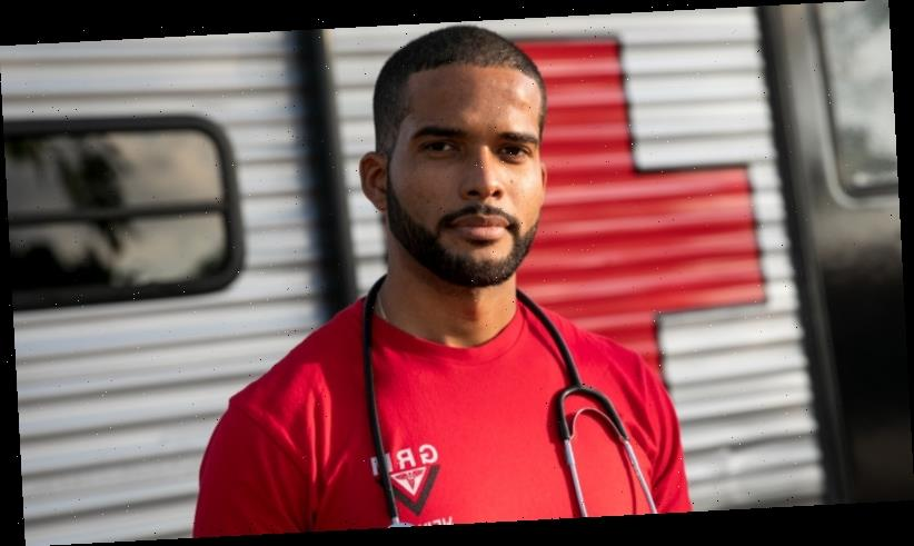 Cuban doctor bound for US finds purpose at Mexico border