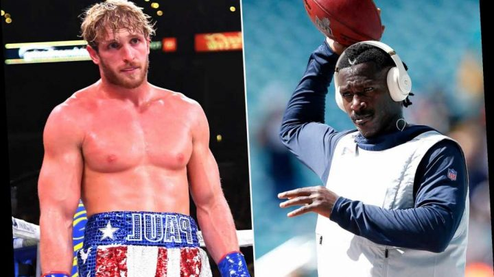 Antonio Brown has offer on table: Over $1 million to fight Logan Paul